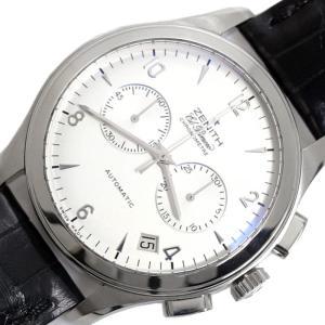 ゼニス ZENITH クラス エル・プリメロ 03.0510.4002 自動巻き クロノグラフ メンズ 腕時計(中古)|ookura7815