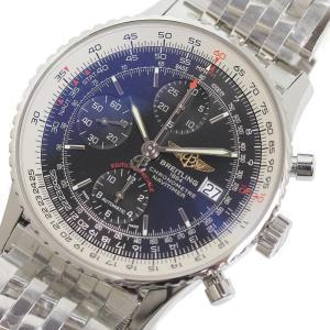 ブライトリング BREITLING ナビタイマーヘリテージ A1332412/BF27 ブラック 自動巻き メンズ 腕時計 (未使用)|ookura7815