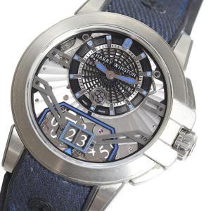 ハリーウィンストン HARRY WINSTON 時計 ウォッチ プロジェクトZ11 OCEABD42...