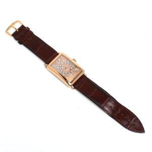 フランクミュラー FRANCK MULLER ロングアイランド 1000SC 自動巻き PG無垢 メンズ 腕時計(中古)|ookura7815|02