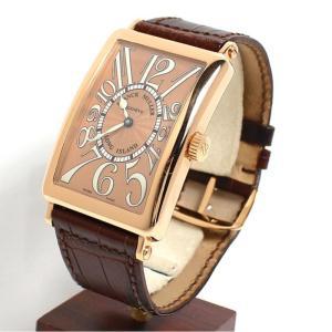フランクミュラー FRANCK MULLER ロングアイランド 1000SC 自動巻き PG無垢 メンズ 腕時計(中古)|ookura7815|03