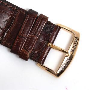 フランクミュラー FRANCK MULLER ロングアイランド 1000SC 自動巻き PG無垢 メンズ 腕時計(中古)|ookura7815|04