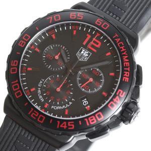 タグホイヤー TAG HEUER フォーミュラ1クロノグラフ CAU111D.FT6024 クォーツ メンズ 腕時計(中古)|ookura7815