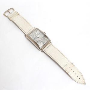 フランクミュラー FRANCK MULLER ロングアイランド クレイジーアワーズ 1200CH 自動巻き WG無垢 メンズ 腕時計(中古)|ookura7815|02
