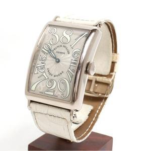 フランクミュラー FRANCK MULLER ロングアイランド クレイジーアワーズ 1200CH 自動巻き WG無垢 メンズ 腕時計(中古)|ookura7815|03