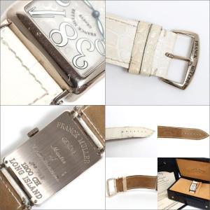 フランクミュラー FRANCK MULLER ロングアイランド クレイジーアワーズ 1200CH 自動巻き WG無垢 メンズ 腕時計(中古)|ookura7815|06