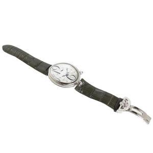 ブレゲ Breguet クイーン・オブ・ネイプルズ G8967ST/58986 自動巻き マザーオブパール レディース 腕時計(中古)|ookura7815|02