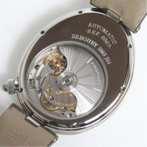 ブレゲ Breguet クイーン・オブ・ネイプルズ G8967ST/58986 自動巻き マザーオブパール レディース 腕時計(中古)|ookura7815|03