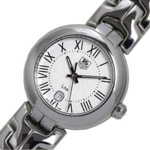 タグホイヤー TAG HEUER リンク LINK WAT1416 クォーツ レディース 腕時計(中古)|ookura7815