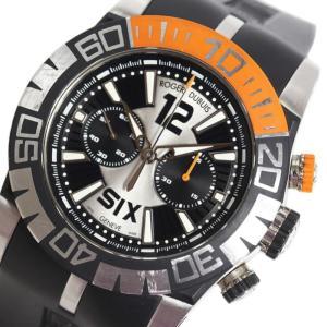 ロジェ・デュブイ ROGER DUBUIS イージーダイバー クロノグラフ DBSE0254 自動巻 メンズ 腕時計(中古)|ookura7815