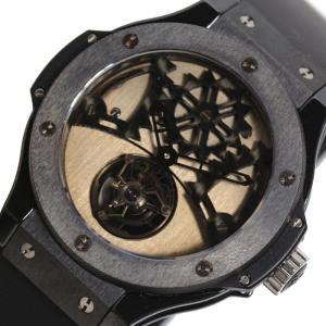 ウブロ HUBLOT ビッグバン トゥールビヨン ソロバットバン 305CM.002.RX 手巻き メンズ 腕時計(中古)|ookura7815