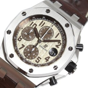 オーデマピゲ AUDEMARS PIGUET ロイヤルオーク オフショア クロノグラフ 26470ST.OO.A801CR.01 自動巻 メンズ 腕時計 (中古)|ookura7815