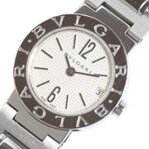 ブルガリ BVLGARI ブルガリブルガリ BB23SWSSD/N クォーツ レディース 腕時計(中古)|ookura7815