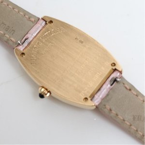 フランクミュラー FRANCK MULLER トノーカーベックス アンサンブル 1752QZ PG無垢 クォーツ レディース 腕時計(中古)|ookura7815|04