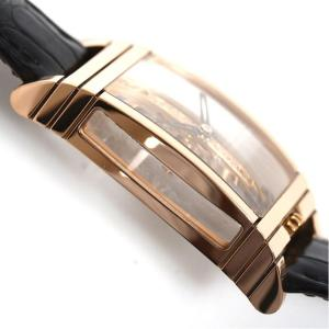コルム CORUM ゴールデンブリッジ 113.550.55 手巻き PG無垢 スケルトン メンズ 腕時計(中古)|ookura7815|04