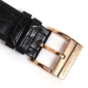 コルム CORUM ゴールデンブリッジ 113.550.55 手巻き PG無垢 スケルトン メンズ 腕時計(中古)|ookura7815|05