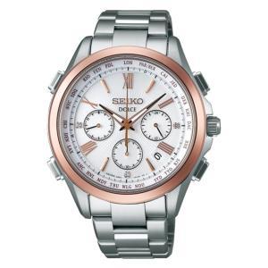 セイコー ドルチェ SADA034 メンズ 腕時計 ドルチェ&エクセリーヌ 35周年記念限定モデル SEIKO ソーラー電波時計 新品|oomoritokeiten
