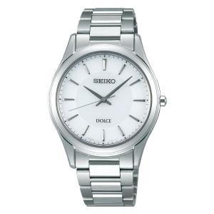 セイコー ドルチェ SADL011 メンズ 腕時計 コンフォテックス ダイヤシールド SEIKO ソーラー時計 新品|oomoritokeiten