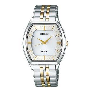 セイコー ドルチェ SADT013 メンズ 腕時計 SEIKO ソーラー電波時計 新品|oomoritokeiten