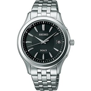 セイコー ドルチェ SADZ125 メンズ 腕時計 コンフォテックス SEIKO ソーラー電波時計 新品|oomoritokeiten