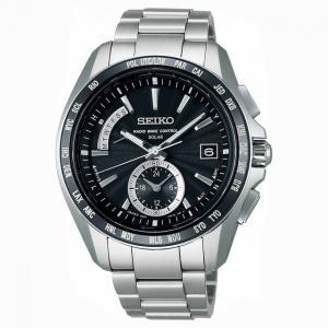 セイコー ブライツ SAGA159 メンズ 腕時計 ワールドタイム コンフォテックス チタン SEIKO ソーラー電波時計 新品 oomoritokeiten