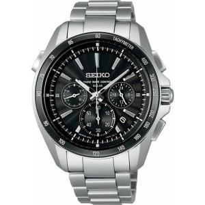 セイコー ブライツ SAGA163 メンズ 腕時計 クロノグラフ コンフォテックス チタン SEIKO ソーラー電波時計 新品|oomoritokeiten