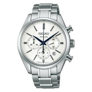 セイコー プレザージュ SARK005 メンズ 腕時計 シースルーバック SEIKO クロノグラフ 自動巻 新品|oomoritokeiten