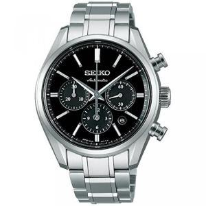 セイコー プレザージュ SARK007 メンズ 腕時計 シースルーバック SEIKO クロノグラフ 自動巻 新品|oomoritokeiten
