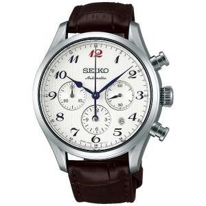 セイコー プレザージュ SARK011 メンズ 腕時計 シースルーバック クロノグラフ SEIKO メカニカル 自動巻 新品 oomoritokeiten