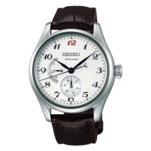 セイコー プレザージュ SARW025 メンズ 腕時計 シースルーバック パワーリザーブ SEIKO メカニカル 自動巻 新品 oomoritokeiten