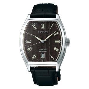 セイコー プレザージュ SARY113 メンズ 腕時計 ベーシックライン クラッシック トノー型 SEIKO メカニカル 自動巻 新品 oomoritokeiten