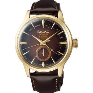 セイコー プレザージュ SARY136 メンズ 腕時計 カクテル オールド ファッションド 2019 限定モデル SEIKO メカニカル 自動巻 新品 oomoritokeiten