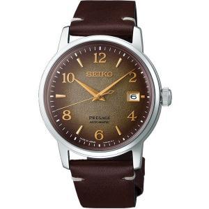 セイコー プレザージュ SARY183 メンズ 腕時計 STAR BAR Limited Edition ベーシックライン カクテルタイム SEIKO メカニカル 自動巻 新品 oomoritokeiten