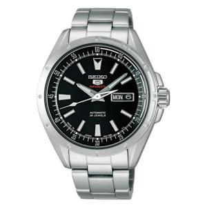 セイコー メカニカル SARZ005 メンズ 腕時計 シースルーバック SEIKO ファイブスポーツ 自動巻 新品|oomoritokeiten