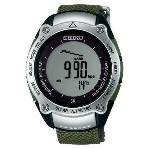 セイコー プロスペックス SBEB017 アルピニスト メンズ 腕時計 SEIKO ソーラー時計 新品|oomoritokeiten
