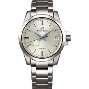 グランドセイコー スプリングドライブ SBGA279 メンズ 腕時計 ブライトチタン SEIKO 正規品 新品|oomoritokeiten