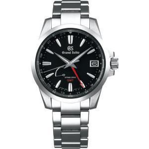 グランドセイコー スプリングドライブ GMT SBGE213 メンズ 腕時計 SEIKO 正規品 新品|oomoritokeiten
