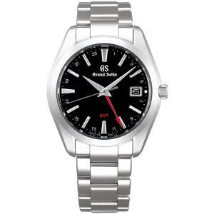 グランドセイコー SBGN013 メンズ 腕時計 SEIKO 電池式 GMT機能搭載 9Fクオーツ 正規品 新品|oomoritokeiten