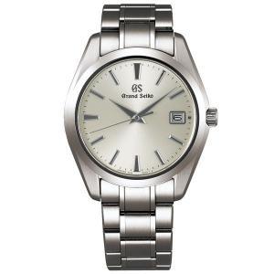 グランドセイコー SBGV229 メンズ 腕時計 ブライトチタン SEIKO 電池式 クオーツ 正規品 新品|oomoritokeiten