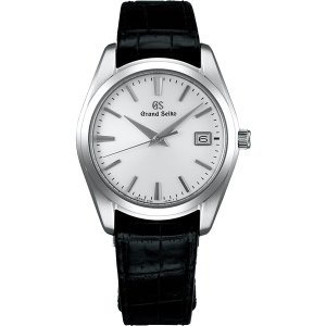 グランドセイコー SBGX295 メンズ 腕時計 クロコダイル ワニ革 SEIKO 電池式 クオーツ 正規品 新品|oomoritokeiten