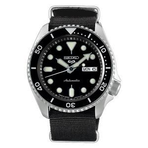 セイコー 5 スポーツ SBSA021 メンズ 腕時計 ナイロン SEIKO ファイブスポーツ メイドインジャパン 自動巻 新品 oomoritokeiten