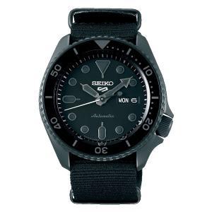 セイコー 5 スポーツ SBSA025 メンズ 腕時計 ナイロン SEIKO ファイブスポーツ メイドインジャパン 自動巻 新品 oomoritokeiten