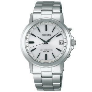 セイコー スピリット SBTM167 メンズ 腕時計 SEIKO ソーラー電波時計 新品|oomoritokeiten