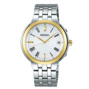 セイコー セレクション SBTM266 メンズ 腕時計 SEIKO ソーラー電波時計 新品|oomoritokeiten