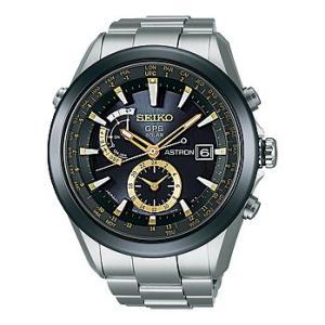 セイコー アストロン SBXA005 メンズ 腕時計 ブライトチタン SEIKO ソーラー GPS 衛星電波時計 新品|oomoritokeiten