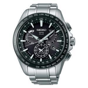 セイコー アストロン SBXB077 メンズ 腕時計 ダイヤシールド SEIKO ソーラー GPS 衛星電波時計 新品|oomoritokeiten