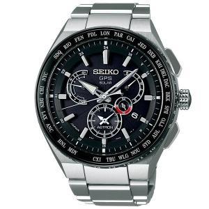 セイコー アストロン SBXB123 メンズ 腕時計 コンフォテックス チタン SEIKO ソーラー GPS 衛星電波時計 新品|oomoritokeiten
