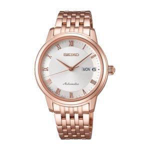 セイコー プレザージュ SRRY016 レディース 腕時計 シースルーバック ピンクゴールド SEIKO 自動巻 新品|oomoritokeiten