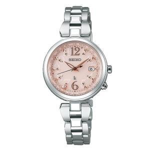 セイコー ルキア SSQV047 レディース 腕時計 レディダイヤ コンフォテックス チタン プラチ...