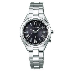 セイコー ルキア SSQV055 レディース 腕時計 レディダイヤ コンフォテックス チタン プラチ...